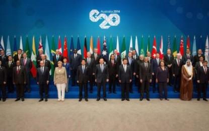 PARIGI, LA FRANCIA, L'EUROPA RINGRAZIANO IL G20