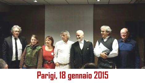 Armando Manocchia Parigi