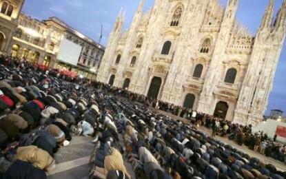 Moschee a Milano? Armando Manocchia ha la soluzione! Fatele nei vostri Paesi