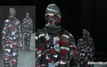 Milano Moda Uomo per l'autunno-inverno 2016-2017