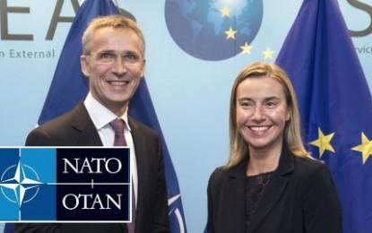 NATO e UE, guerra ibrida: collaboreremo per le campagne di disinformazione