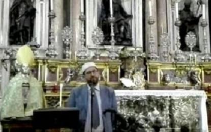Armando Manocchia: musulmani nelle chiese? per loro è la prova della nostra apostasia