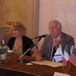 Nicoletta Corsalini e Umberto Cecchi