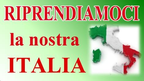 Armando Manocchia Riprendiamoci la nostra Italia