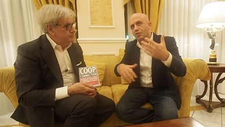 Armando Manocchia intervista Antonio Amorosi